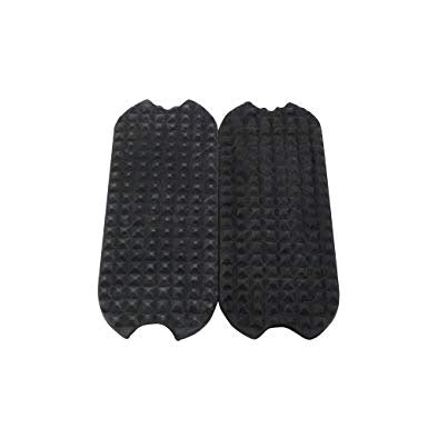 Bitz Stirrup Treads Fillis Black