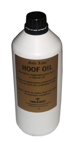 Gold Label Hoof Oil 500ml