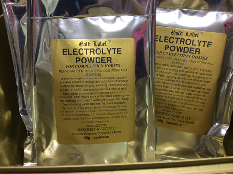 Gold Label Electrolyte Powder - 26g