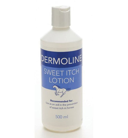 Dermoline Sweet Itch Lotion 500ml