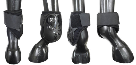 Mark Todd Air Vent Fetlock Young Horse Boots