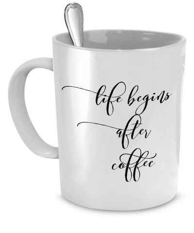 Funny Mug for Coffee Lovers