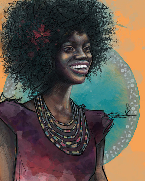 Portraits in Procreate: Basics & Beyond with Lisa Filion