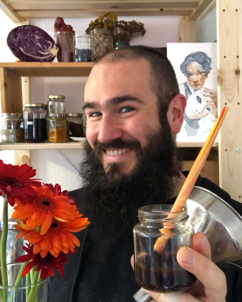 LIVE Workshop: Ink Naturally with Dylan Sara - Sunday, April 25, 2021