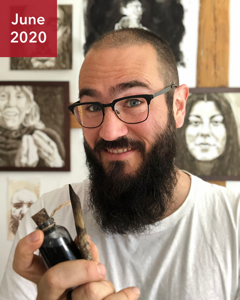 Ink Naturally with Dylan Sara - June 2020