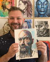 Painting Portraits with Karl Staub