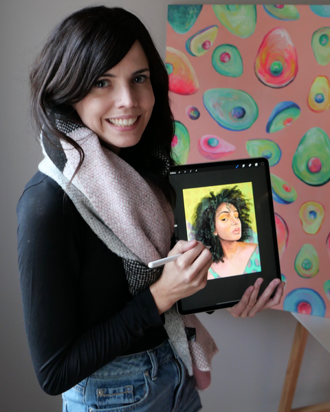The Portrait Artist's Guide to Procreate