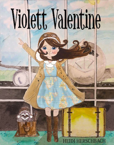 Violett Valentine goes to Greece! - Violett Valentine - Children Clothing - Boutique
