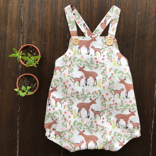 Romper Roo - Violett Valentine - Children Clothing - Boutique