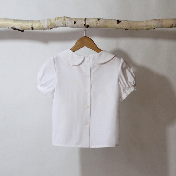 Gianni Blouse - Violett Valentine - Children Clothing - Boutique