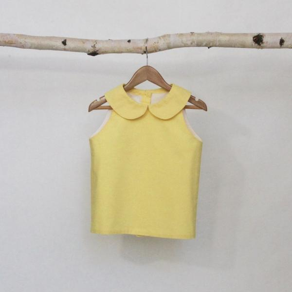 Margaret Blouse - Violett Valentine - Children Clothing - Boutique