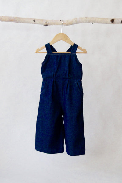 Tula's Trousers -Denim - Violett Valentine - Children Clothing - Boutique