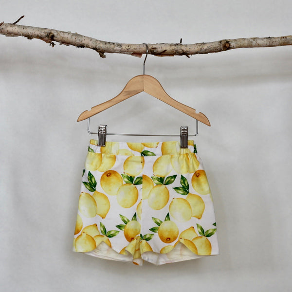 Lemon Squeezy 2-piece - Violett Valentine - Children Clothing - Boutique