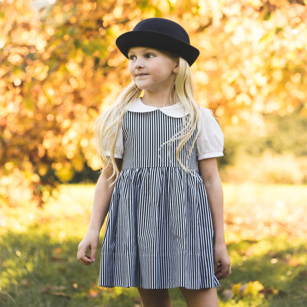 Audrey Striped Dress