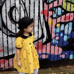 Violett's Signature Dress - Violett Valentine - Children Clothing - Boutique