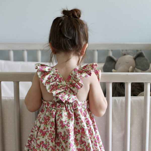Sophia Dress - Violett Valentine - Children Clothing - Boutique