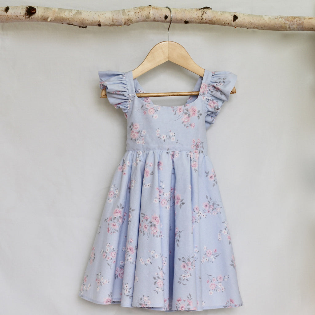 Emma Dress - Violett Valentine - Children Clothing - Boutique