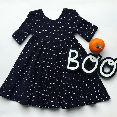 Spooky Swing Dresses