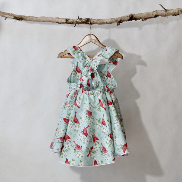 Petunia's Dress - Violett Valentine - Children Clothing - Boutique