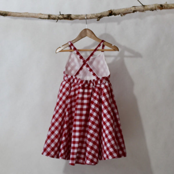 Miss Molly Dress - Violett Valentine - Children Clothing - Boutique