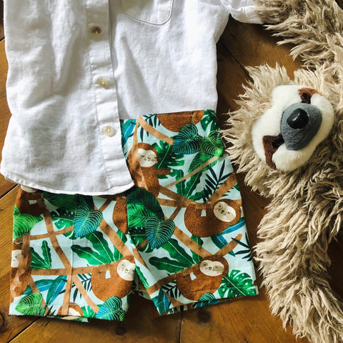 Jerry Sloth Shorts