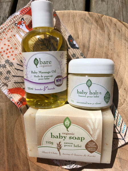 Natural Baby Care Kit