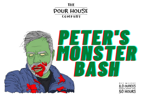 Peter's Monster Bash 8 Ounce