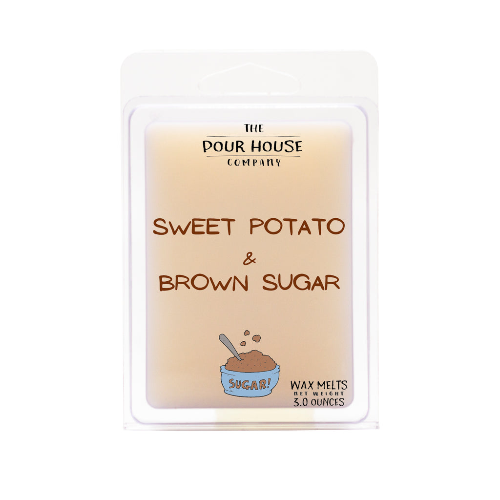 Sweet Potato and Brown Sugar