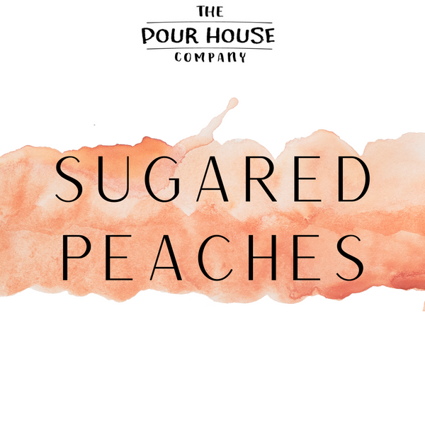 Sugared Peaches