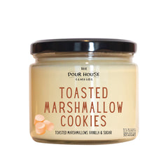 Toasted Marshmallow Cookie