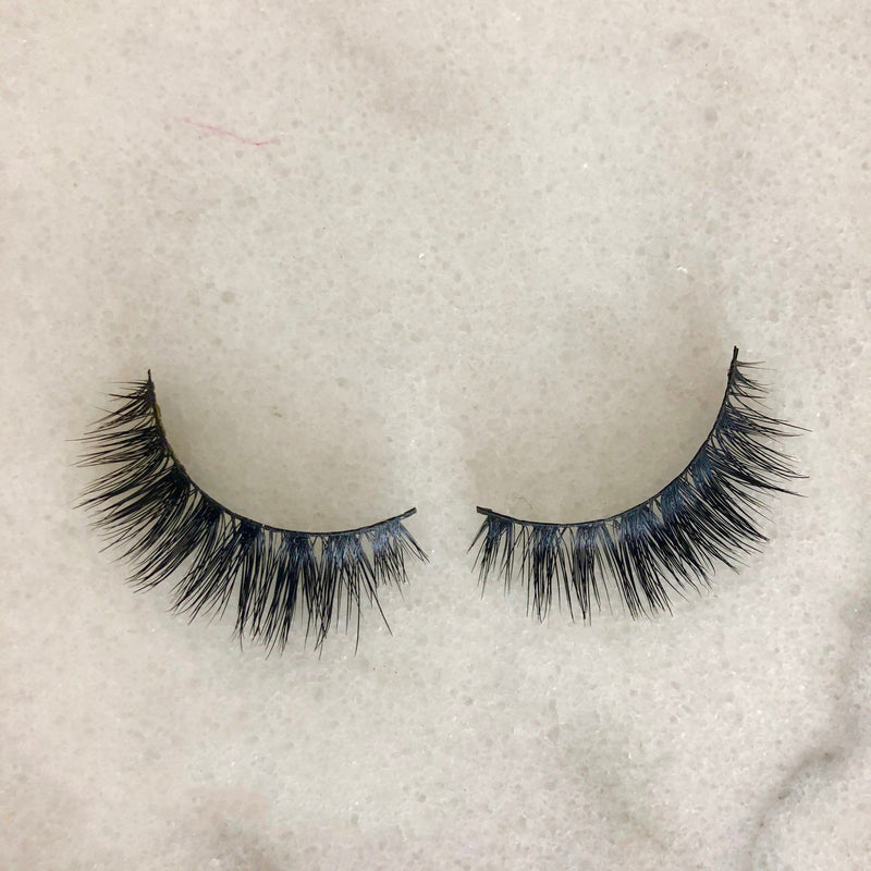 Mink Individual Eyelashes For Sale | Pretty Mink Lashes – Flawless Fleur