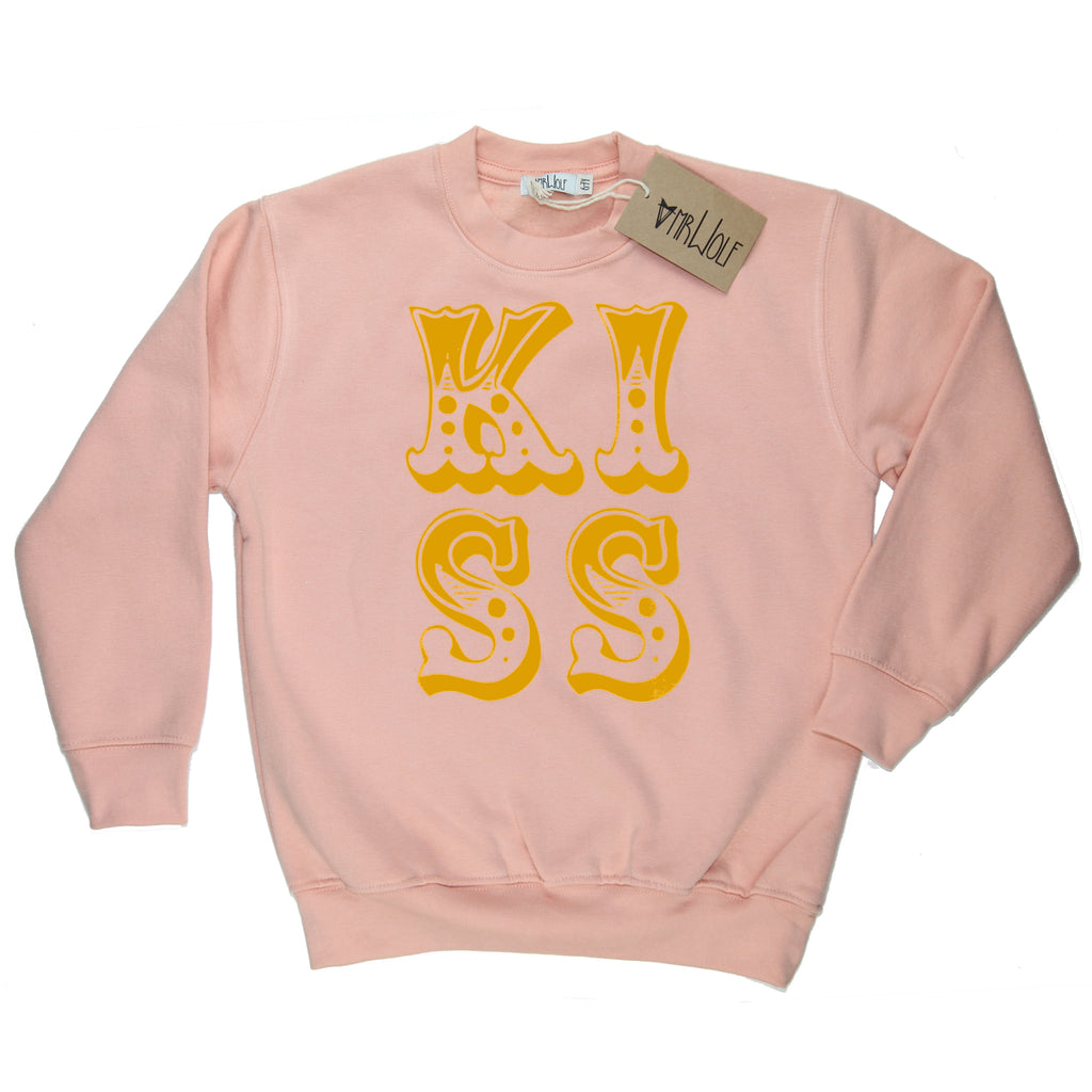 Sweatshirt Blush - Kiss