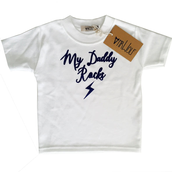 My Daddy Rocks - Baby T