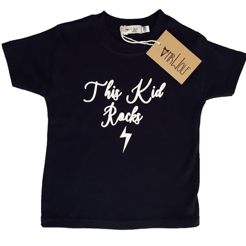 This Kid Rocks - Baby T