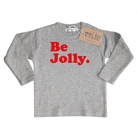 Christmas Positivitee - Be Jolly