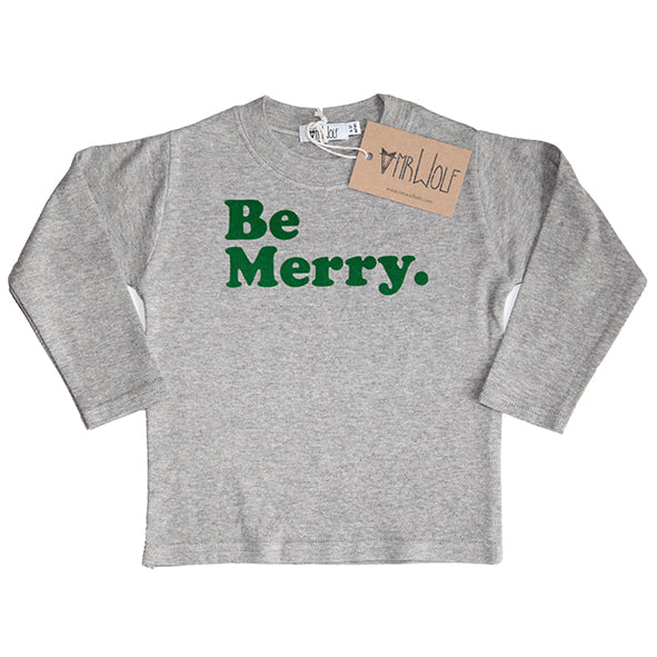 Christmas Positivitee - Be Merry