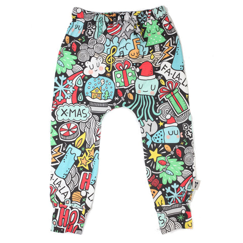 Baby Legging - Crazy Christmas.................. SALE NOW FROM £9.80