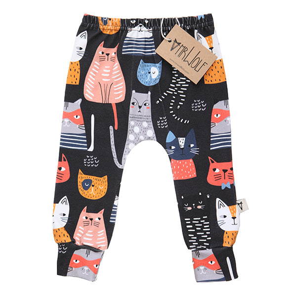 Baby Legging - Quirky Cats