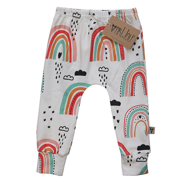Baby Legging - Rainbows & Love