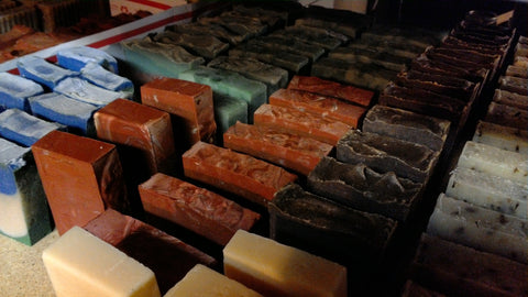 What is all this hubbub over handmade soap?