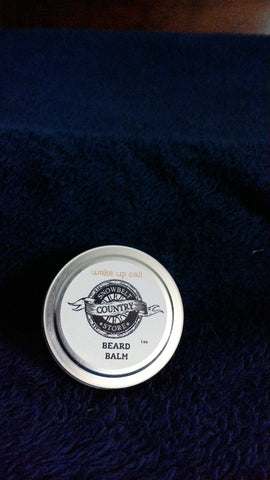 Wake Up Call Beard Balm