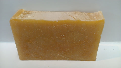 Orange and Coriander soap