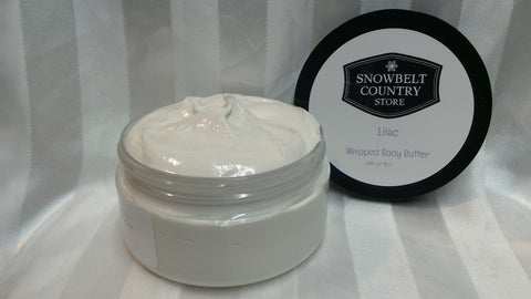 Lilac Whipped Body Butter