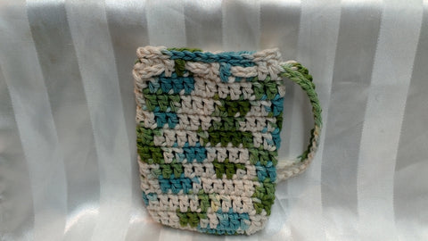 Soap Cozy - Cream/Celadon/Teal