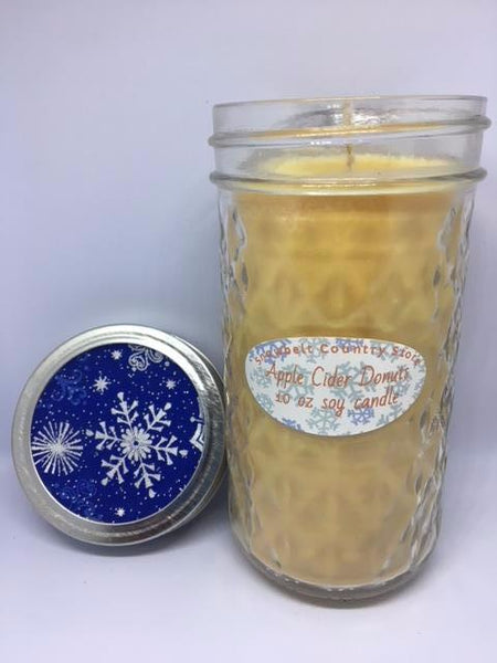 Apple Cider Donuts Soy candle