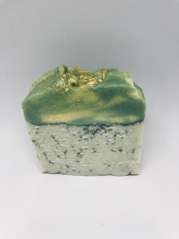 Bamboo and Green Tea Soap Bar