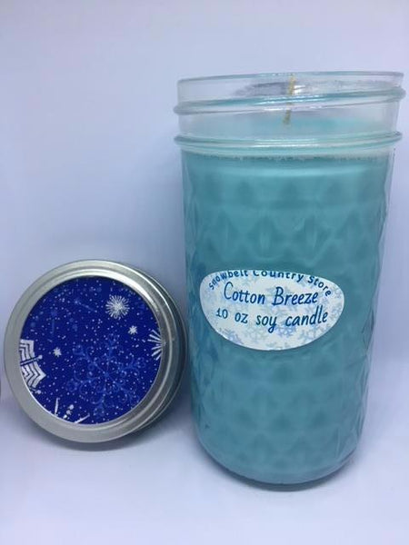 Cotton Breeze Soy candle