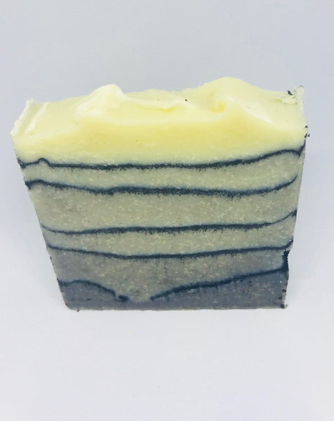 Juniper berry and Bergamot soap