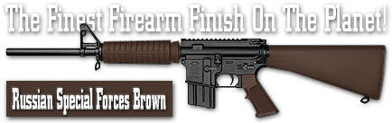 Special Forces Brown EZ Kit DuraCoat Gun Coating
