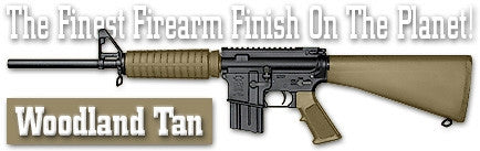 Woodland Tan. Shake N Spray DuraCoat finishing KIT.